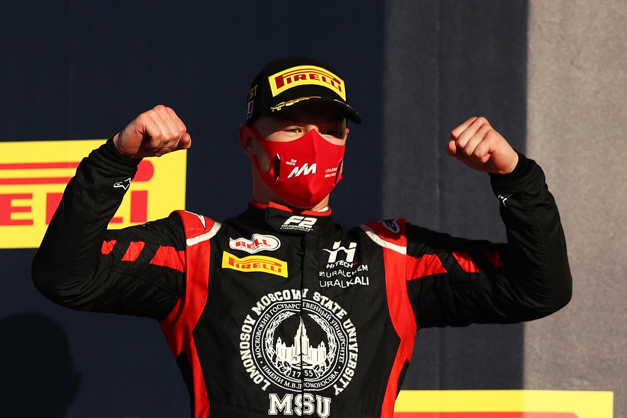 ニキータ・マゼピン、ハースF1との2年契約に合意済みとの報道