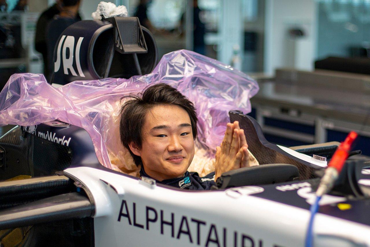 Photo of レッドブルF1、通常「角田裕毅はシーズンアルファ他私たちの参戦させる計画」[F1-Gate.com]