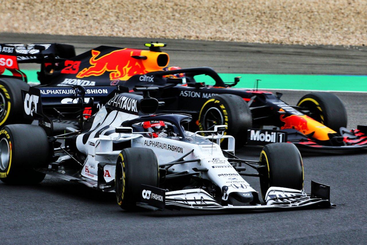 Photo of レッドブルF1」のアルファ乗っ私たちと他のエンジンを搭載する選択肢はない」[F1-Gate.com]