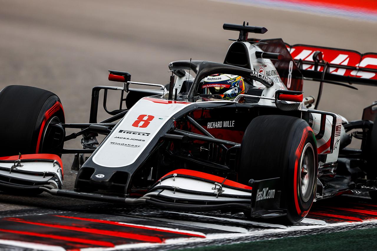 ハースF1 「来季中にフェラーリのエンジンを継続するか評価する」