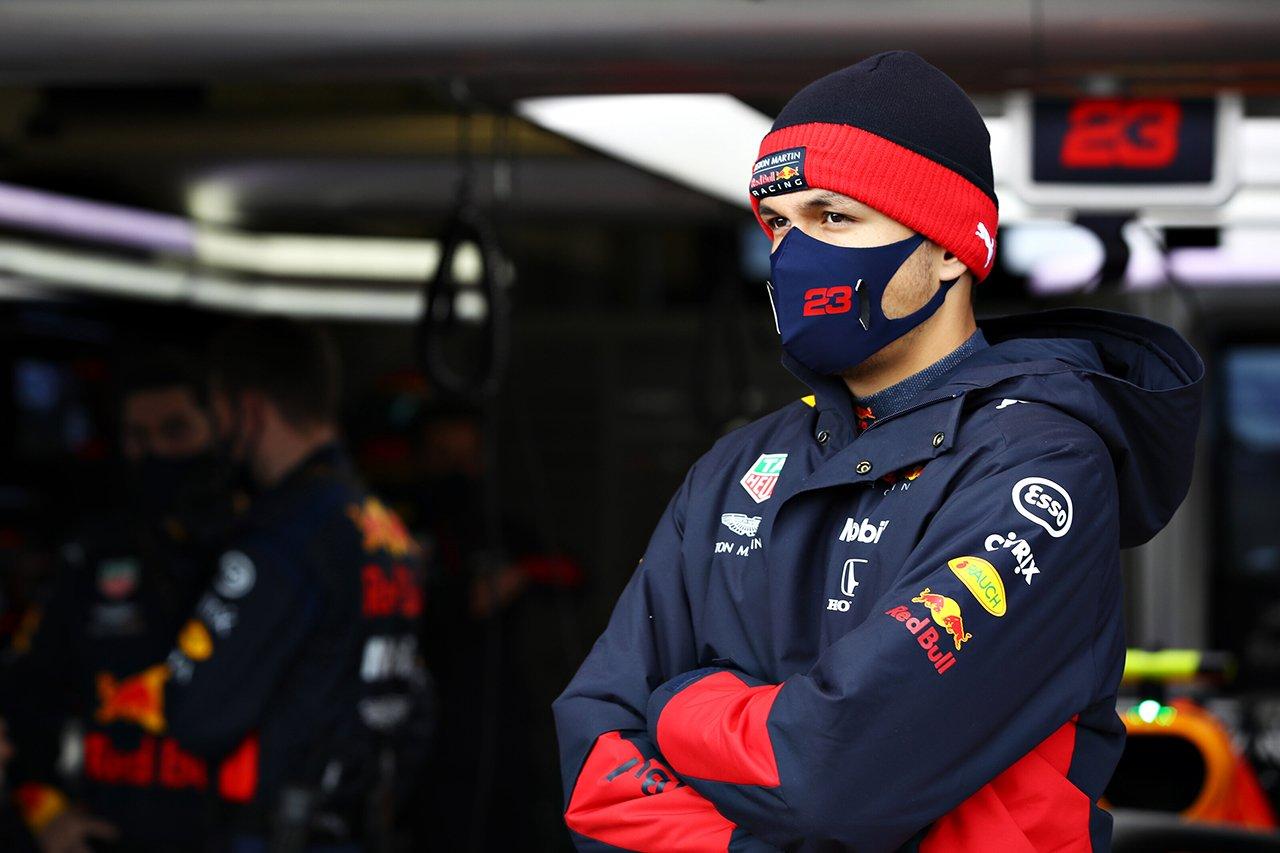 アレクサンダー・アルボン 「新しい会場は若手ドライバーにチャンス」 / レッドブル・ホンダ F1ポルトガルGP プレビュー
