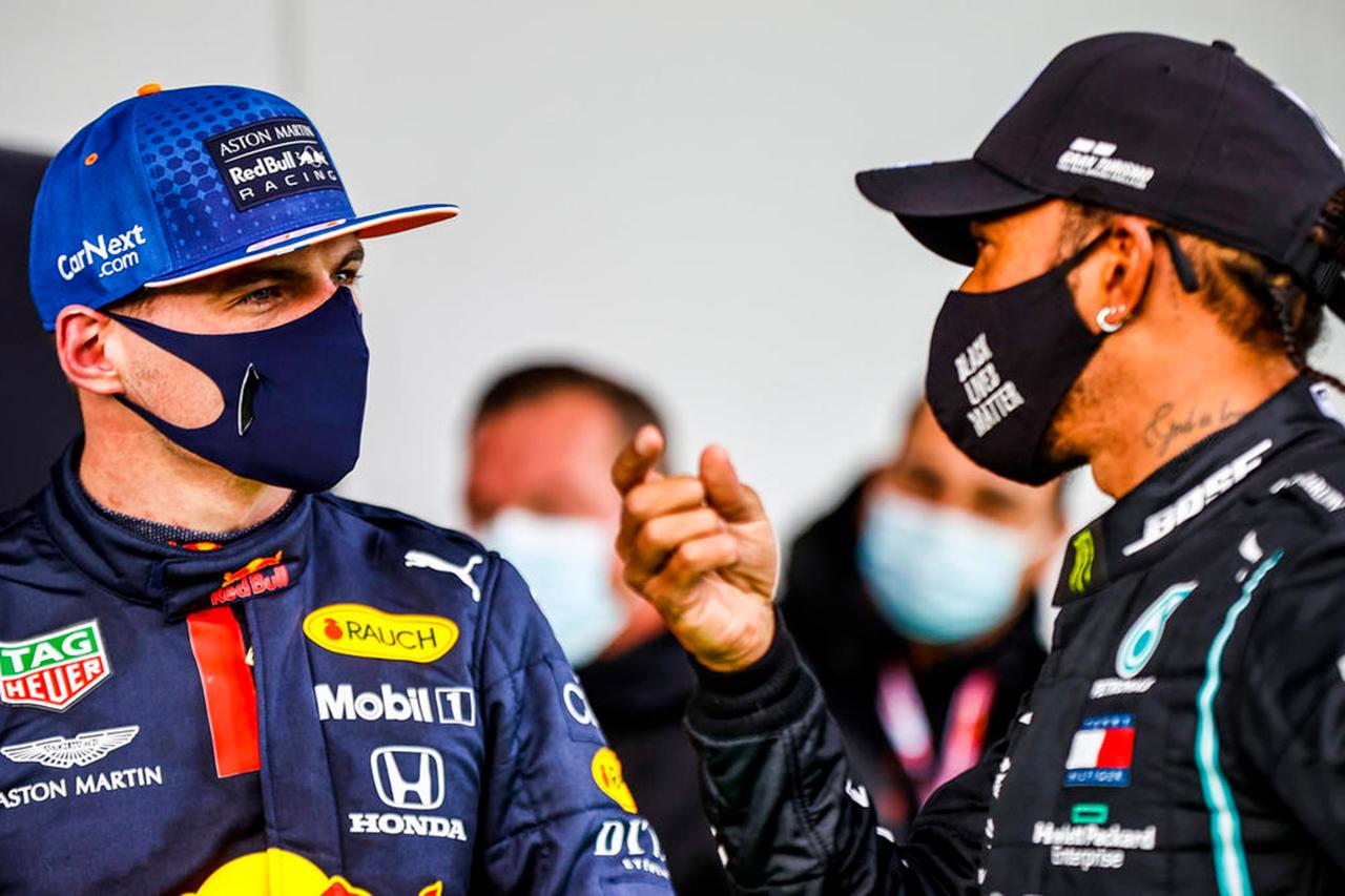 メルセデスF1 「マックス・フェルスタッペンは当面我々の選択肢ではない」