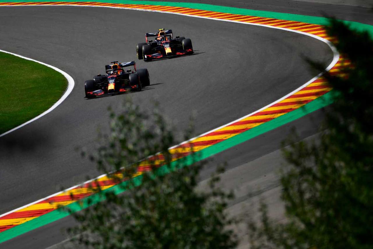 F1:2021年のフロア規則はハイレーキのレッドブル・ホンダに有利?