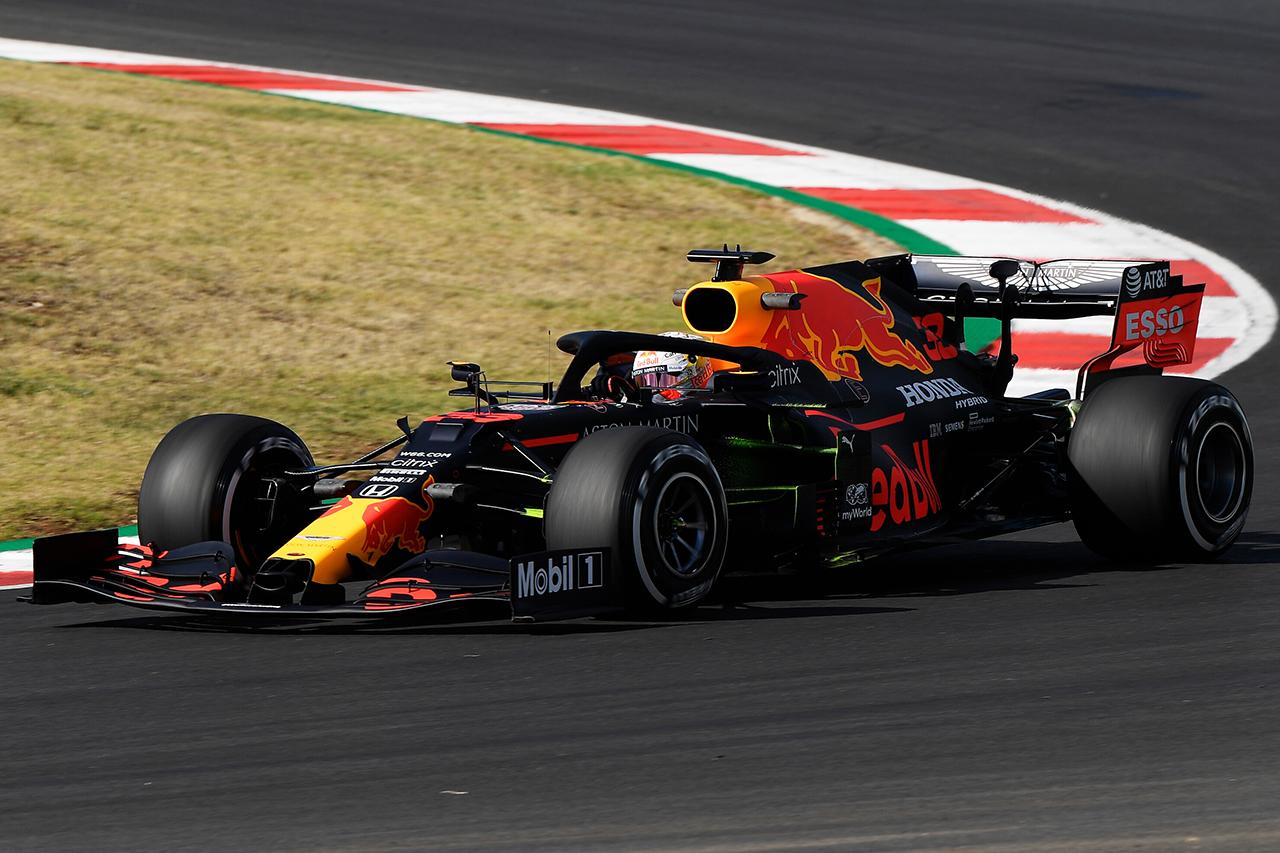 【速報】 F1ポルトガルGP FP1 結果:マックス・フェルスタッペンは3番手