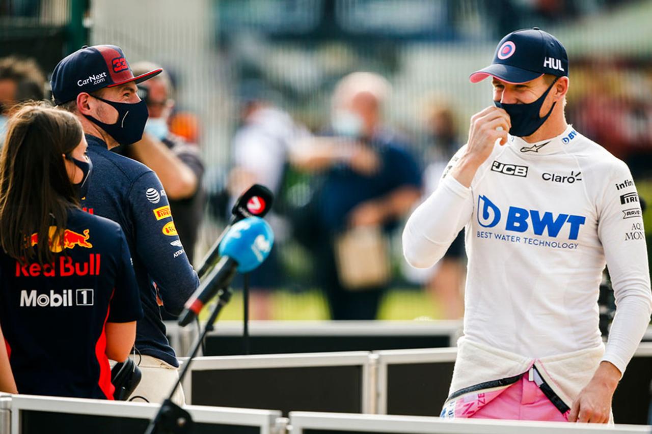 フェルスタッペン 「ヒュルケンベルグは良いチームメイトになると思う」 / レッドブル・ホンダF1