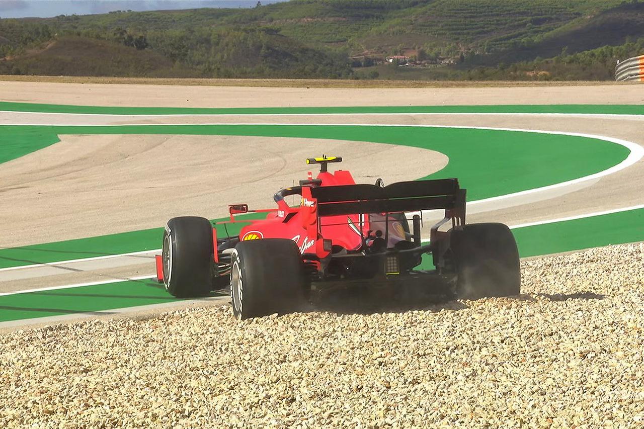 【動画】 2020年 F1ポルトガルGP フリー走行1回目 ハイライト
