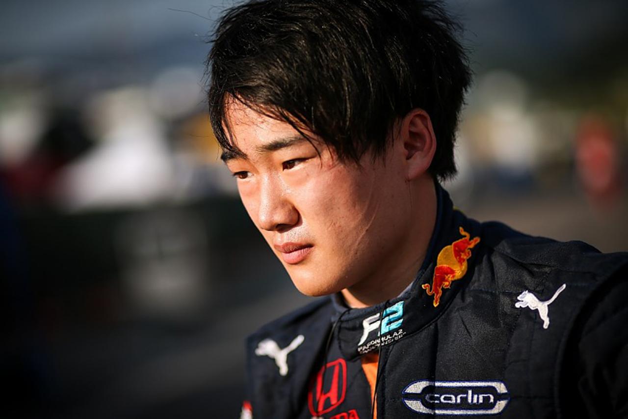 アルファタウリ・ホンダF1代表、角田裕毅のフリー走行出走を示唆