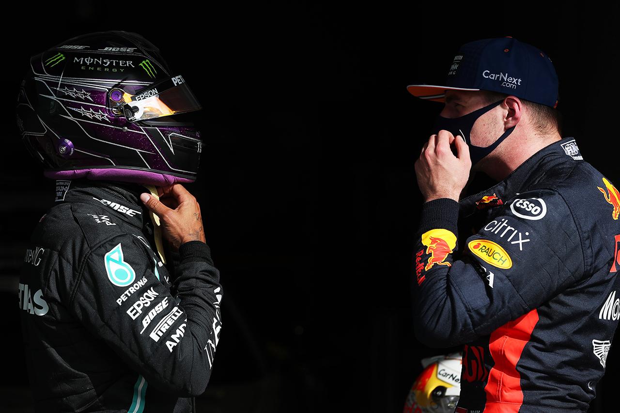 F1ポルトガルGP 予選:トップ10 ドライバーコメント