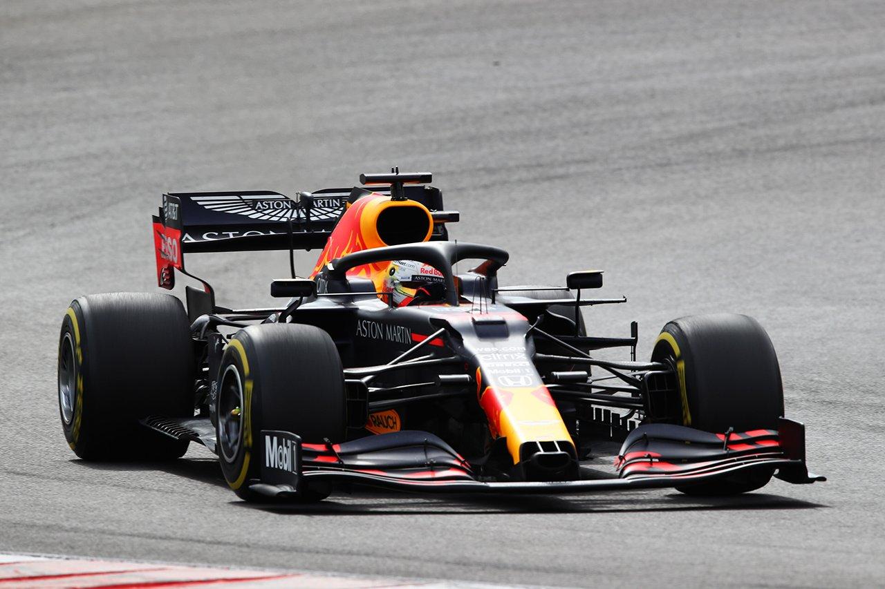 【速報】 F1ポルトガルGP 結果:マックス・フェルスタッペンが3位表彰台