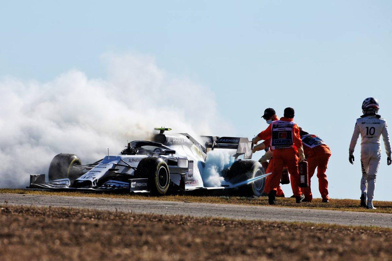 【動画】 2020年 F1ポルトガルGP フリー走行2回目 ハイライト