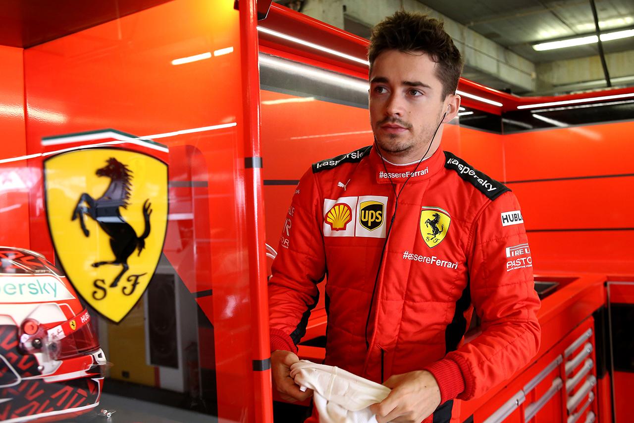 シャルル・ルクレール、予選4番手「最新アップデートも機能している」 / フェラーリ F1ポルトガルGP 予選