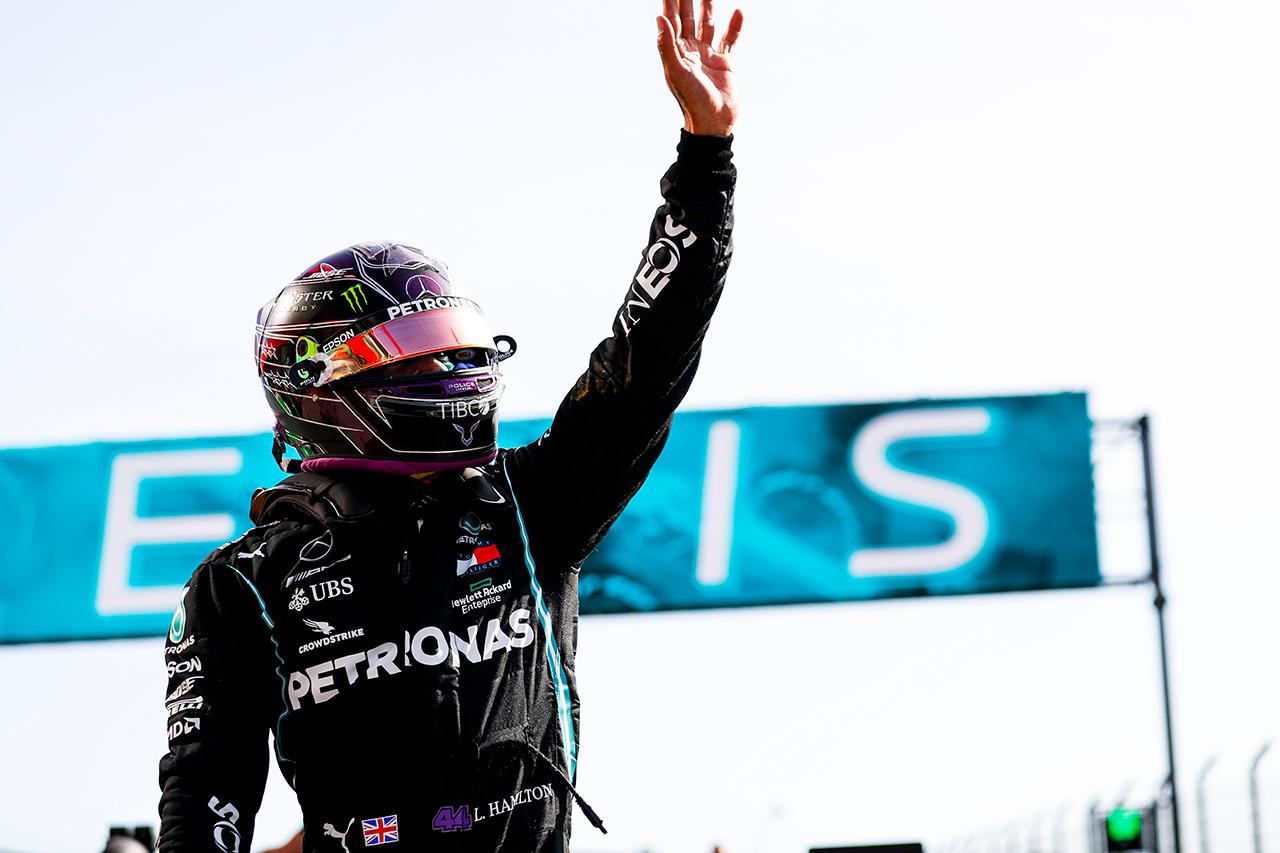 ルイス・ハミルトン 「どれだけ大変だったか伝えきれないと思う」 / メルセデス F1ポルトガルGP 予選