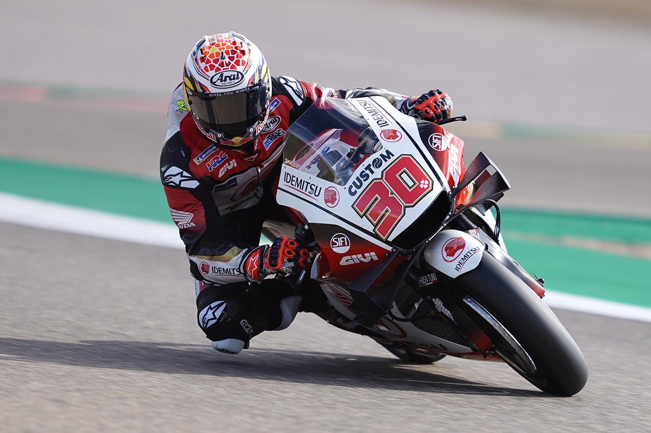 MotoGP 第12戦:中上貴晶が初ポールポジション獲得。日本人では16年ぶり