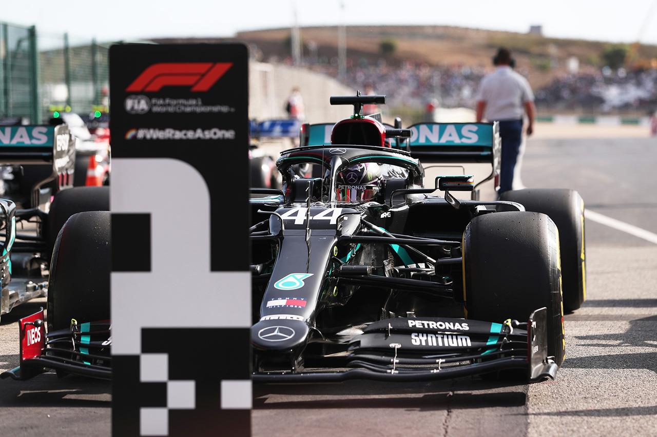 【動画】 2020年 F1ポルトガルGP 予選 ハイライト