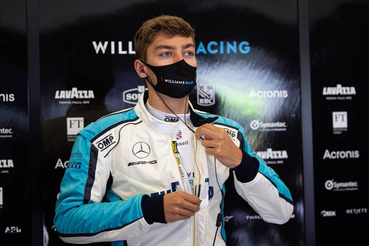 メルセデスF1 「ウィリアムズのラッセルに関する決定には干渉しない」