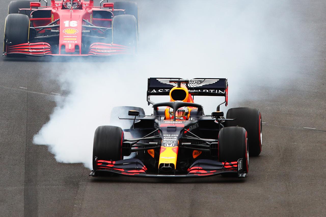 レッドブル・ホンダF1分析:スタートタイヤ戦略で勝負あり / F1ポルトガルGP 決勝