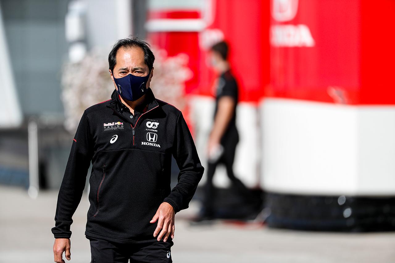 ホンダF1 田辺豊治TD 会見 「温度も含めて非常に難しい週末でした」 / F1ポルトガルGP 決勝