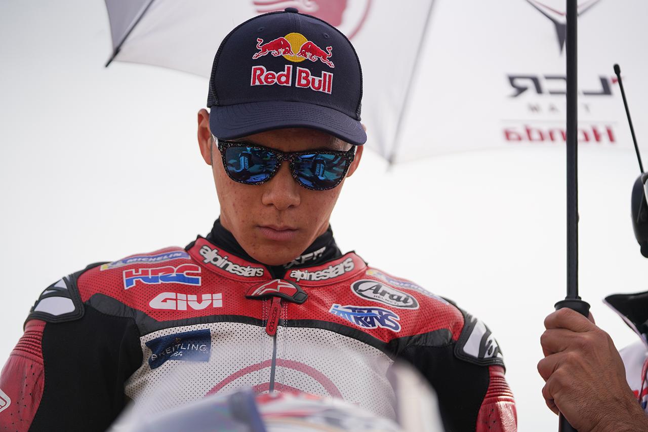 中上貴晶 「このような形でレースが終わってしまいとても残念」 / MotoGP 第12戦 テルエルGP