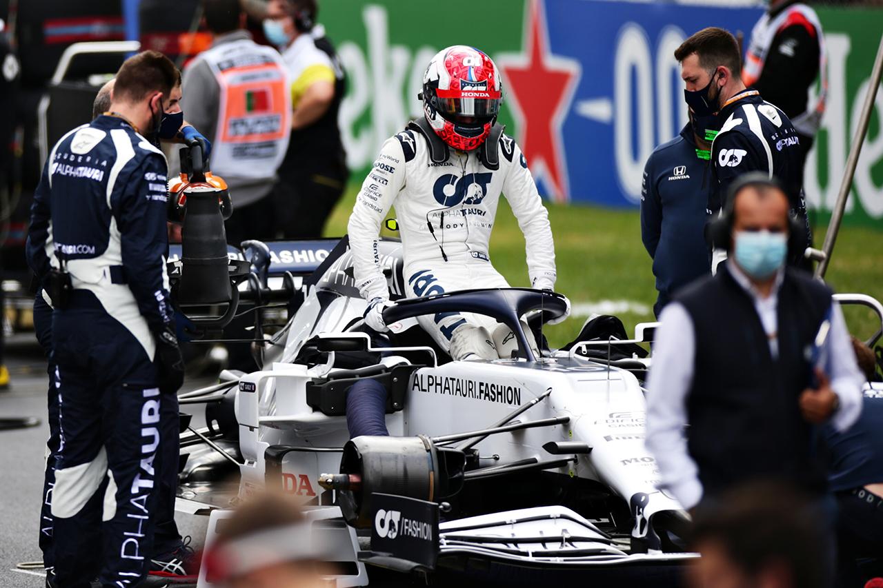 ピエール・ガスリー 「5位は小さな勝利。チームに恩返しできた」 / アルファタウリ・ホンダ F1ポルトガルGP 決勝
