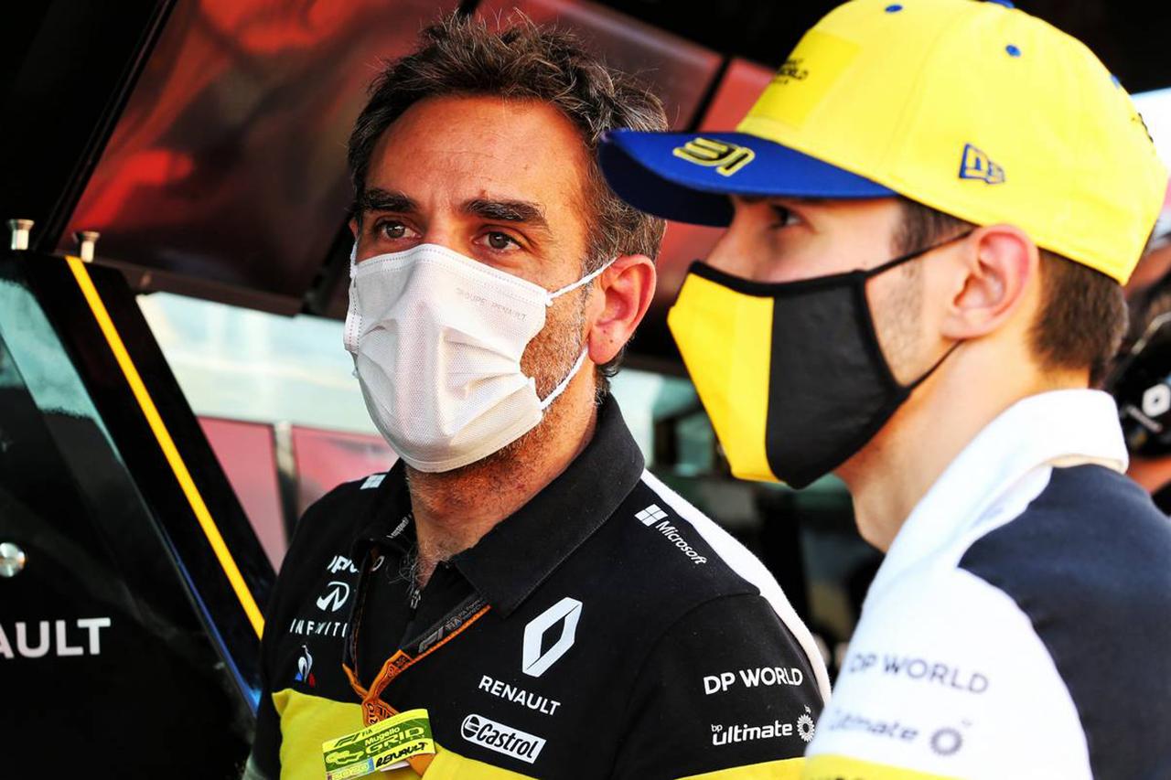 ルノーF1、エステバン・オコンとピエール・ガスリー交代の噂を否定