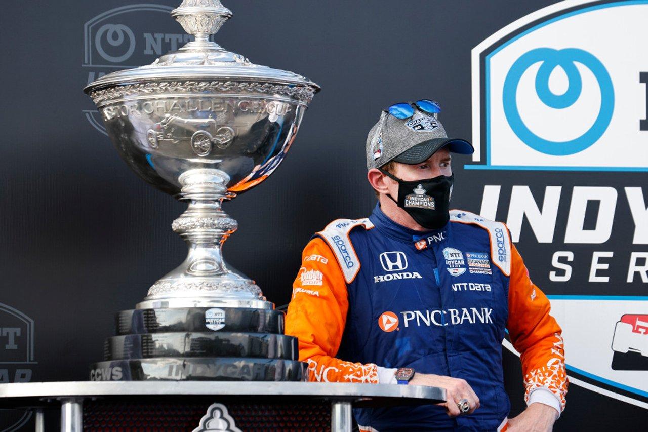 スコット・ディクソン 「F1を追求しなかったことに後悔はない」