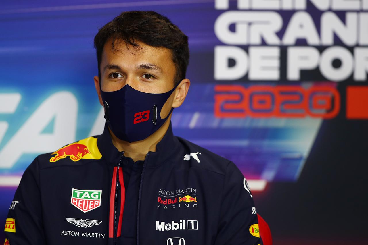 アレクサンダー・アルボン 「予選は改善しているので課題はスタート」 / レッドブル・ホンダ F1エミリア・ロマーニャGP プレビュー
