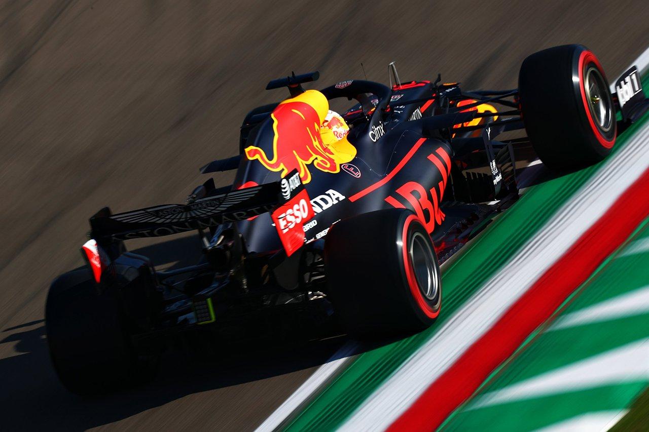 【速報】 F1エミリア・ロマーニャGP 予選Q1:ホンダF1勢は全4台が突破