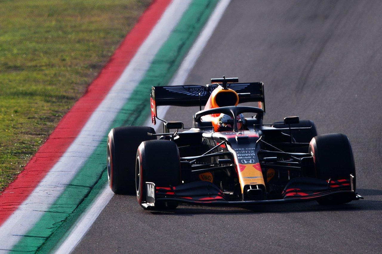 【速報】 F1 第13戦 予選 結果:マックス・フェルスタッペンは3番手 / F1エミリア・ロマーニャGP