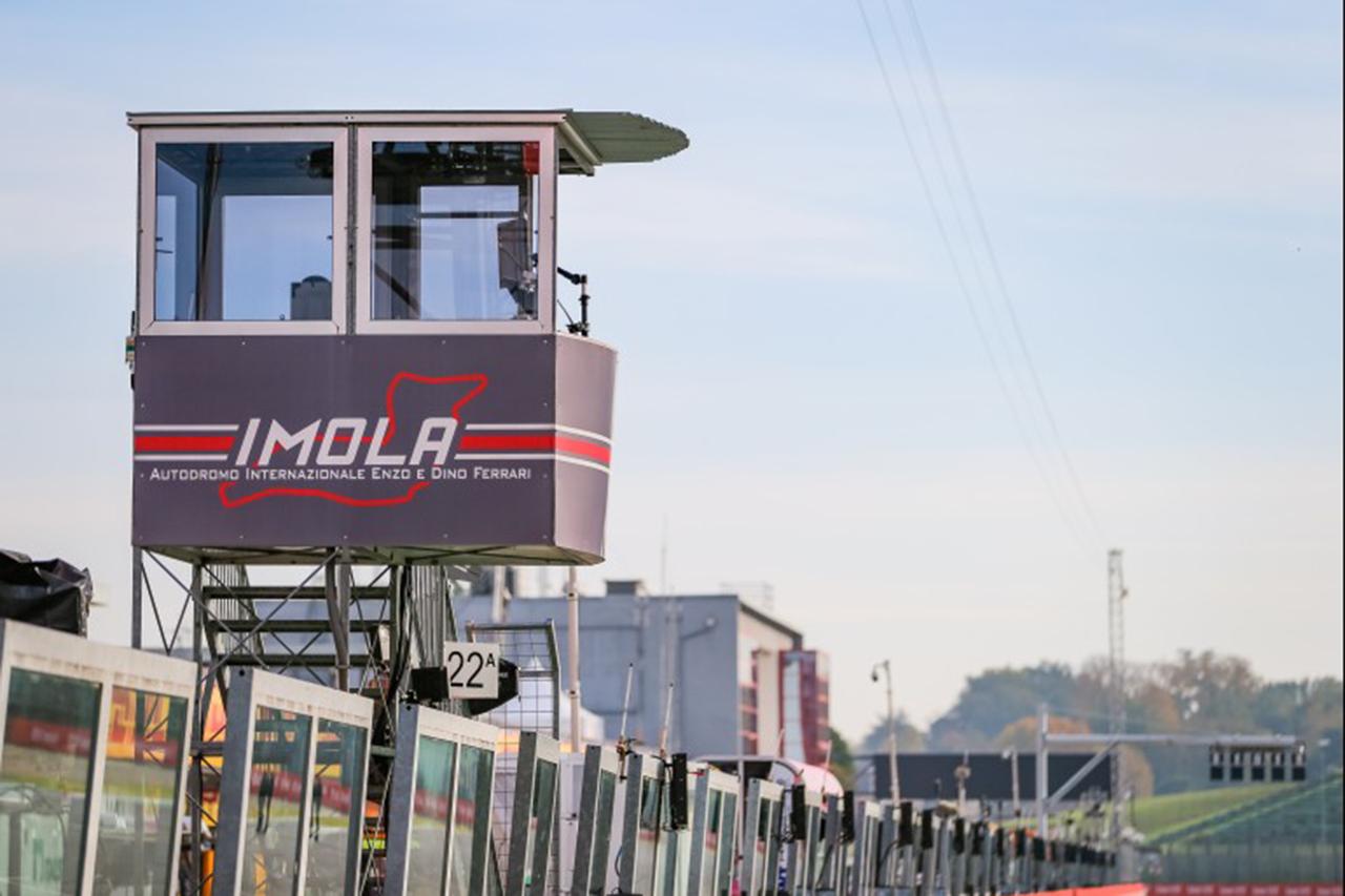 F1エミリア・ロマーニャGP 決勝:速報ツイート&Twitch