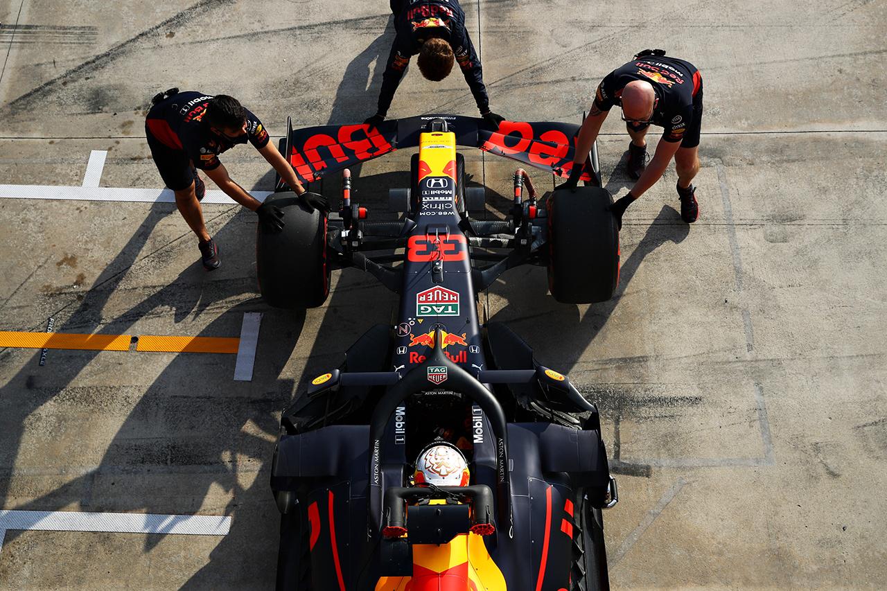 Photo of レッドブルホンダF1分析:定位置3回目。 再配置の部分が課題/アルファ乗ったちホンダF1エミリア・ロマーニャGP予選[F1-Gate.com]