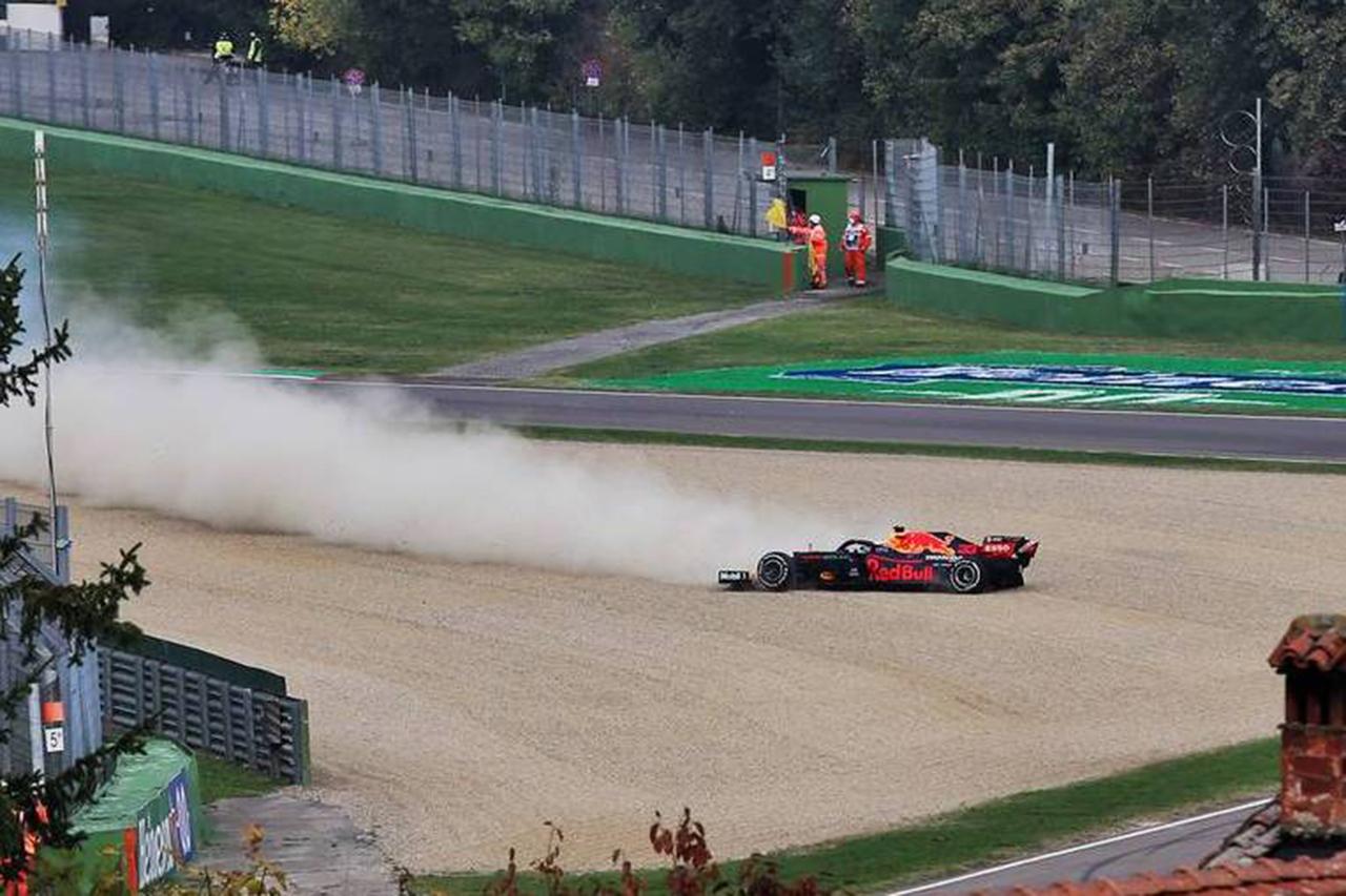 F1エミリア・ロマーニャGP 決勝:ドライバーコメント(11位~DNF)