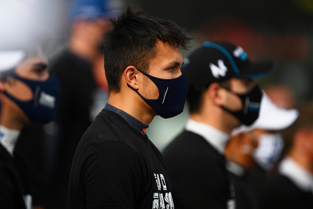 2021年 F1ドライバー移籍の噂…アレクサンダー・アルボンの動向が鍵