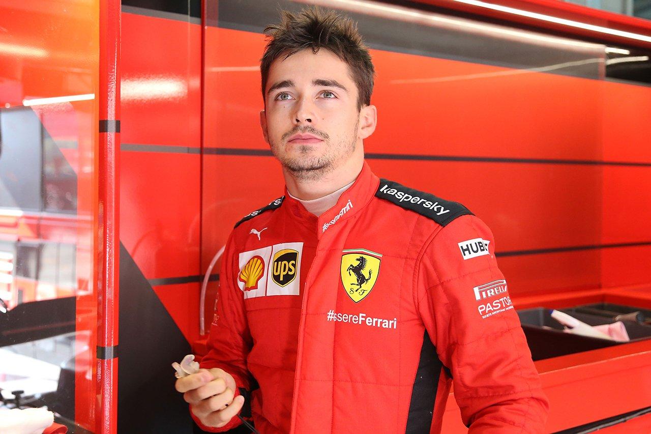 シャルル・ルクレール、フェラーリに忠誠「メルセデスF1移籍に興味はない」
