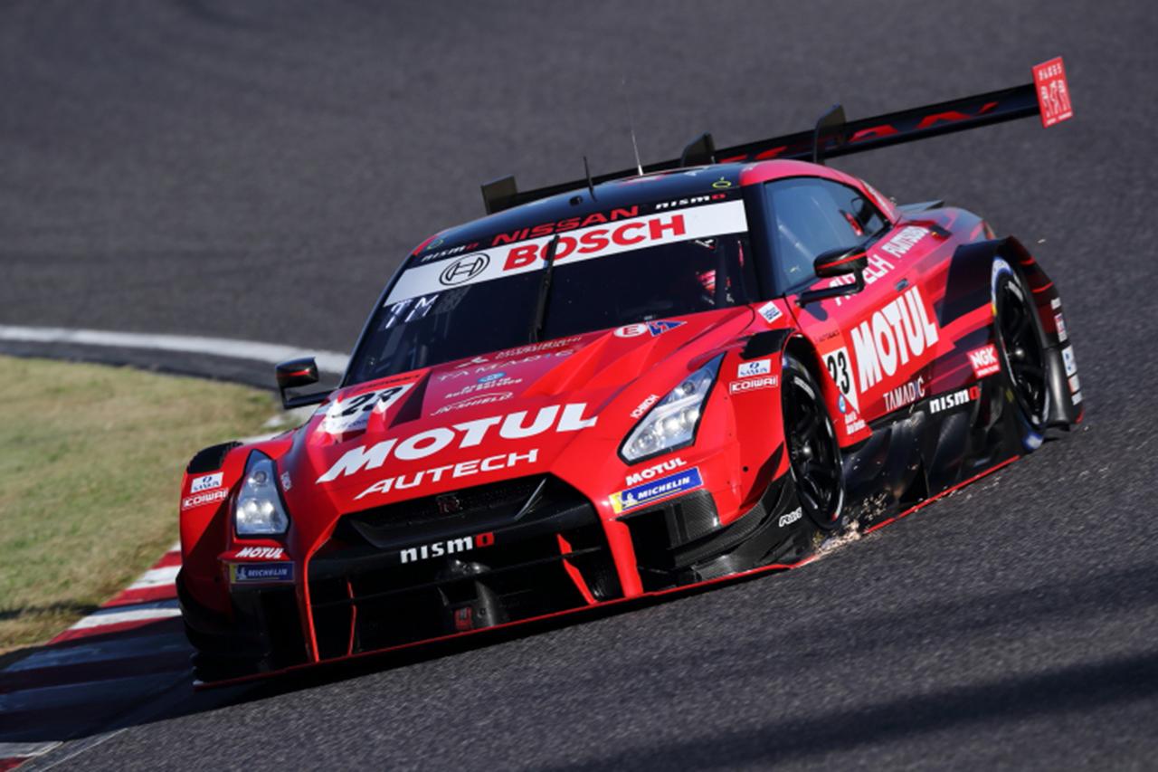 スーパーGT 第6戦:MOTUL AUTECH GT-Rが最後尾から大逆転優勝