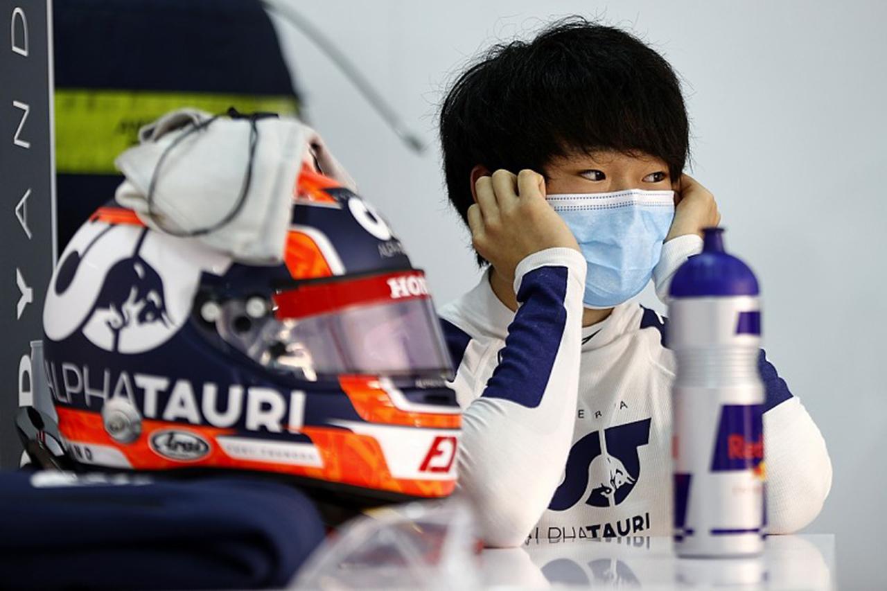 角田裕毅、日本人F1ドライバー誕生へ正念場も「やることは変わらない」