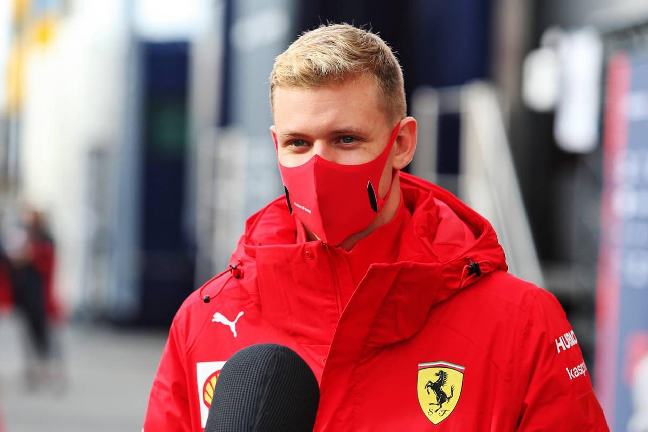 """Photo of ミックシューマッハ """"F1にステップアップする準備はできている」[F1-Gate.com]"""