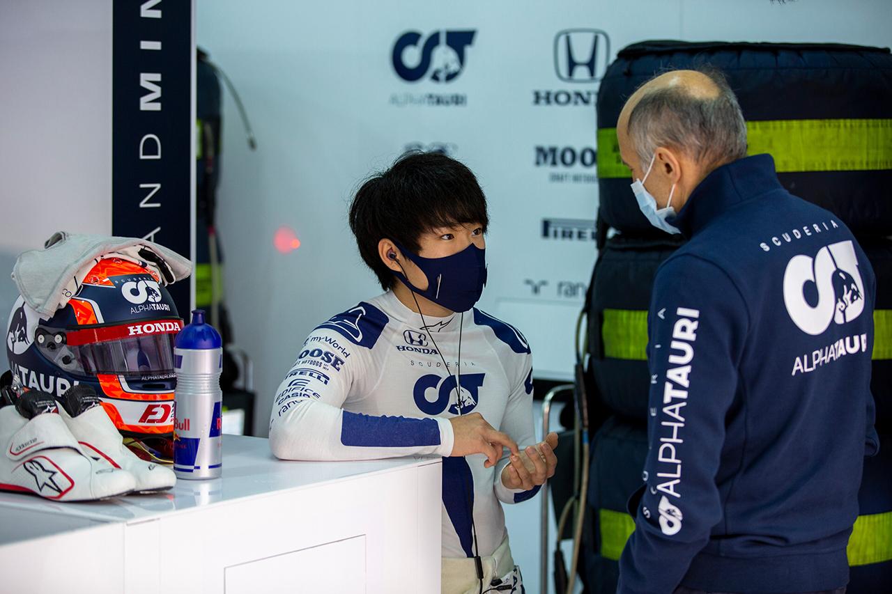 「アルファタウリ・ホンダF1は角田裕毅を高く評価している」と関係者