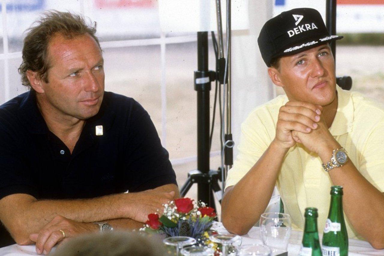 「私がいなければミハエル・シューマッハはウィリアムズと契約していた」と元F1ドライバー