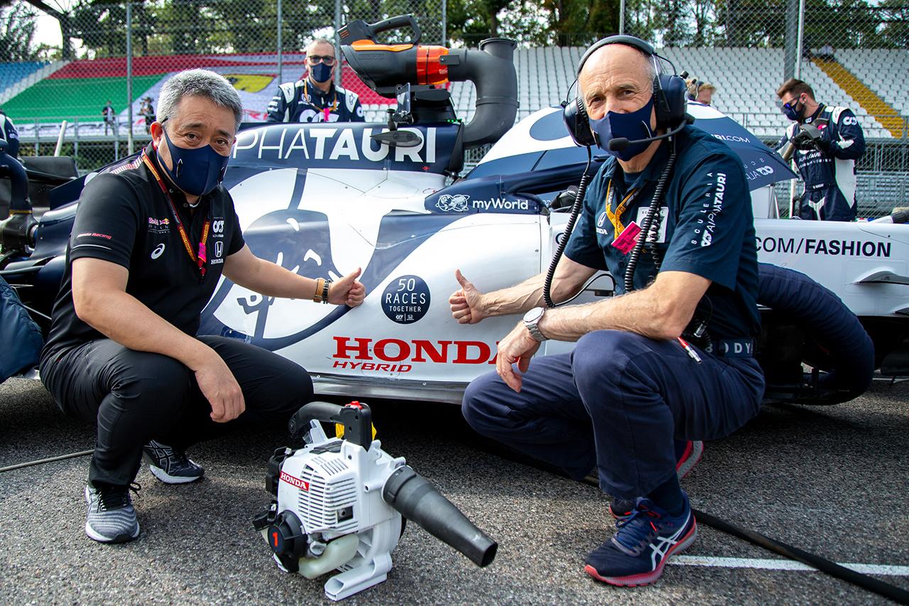 アルファタウリF1代表 「2022年以降もホンダのF1エンジン継続が望ましい」