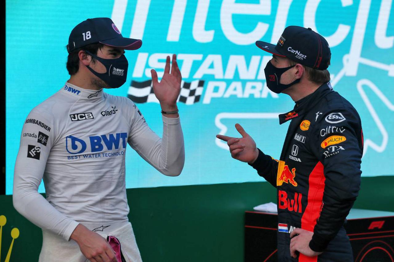 F1トルコGP 予選:トップ10 ドライバーコメント