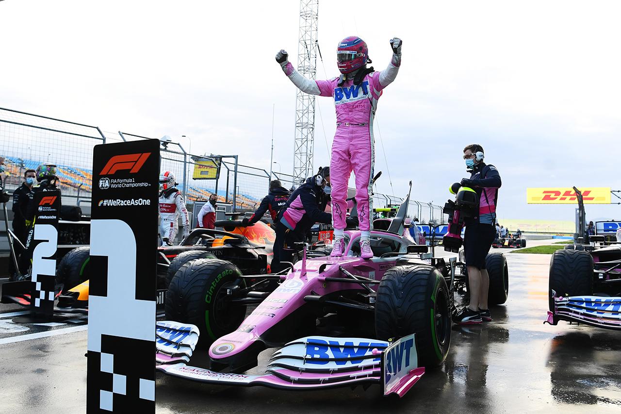 2020年 F1トルコGP 決勝:スターティンググリッド