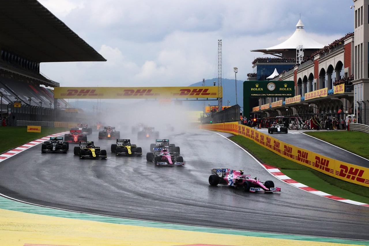【速報】 F1トルコGP 結果:ハミルトンが優勝で7回目の王座獲得…ホンダF1最上位はフェルスタッペンの6位