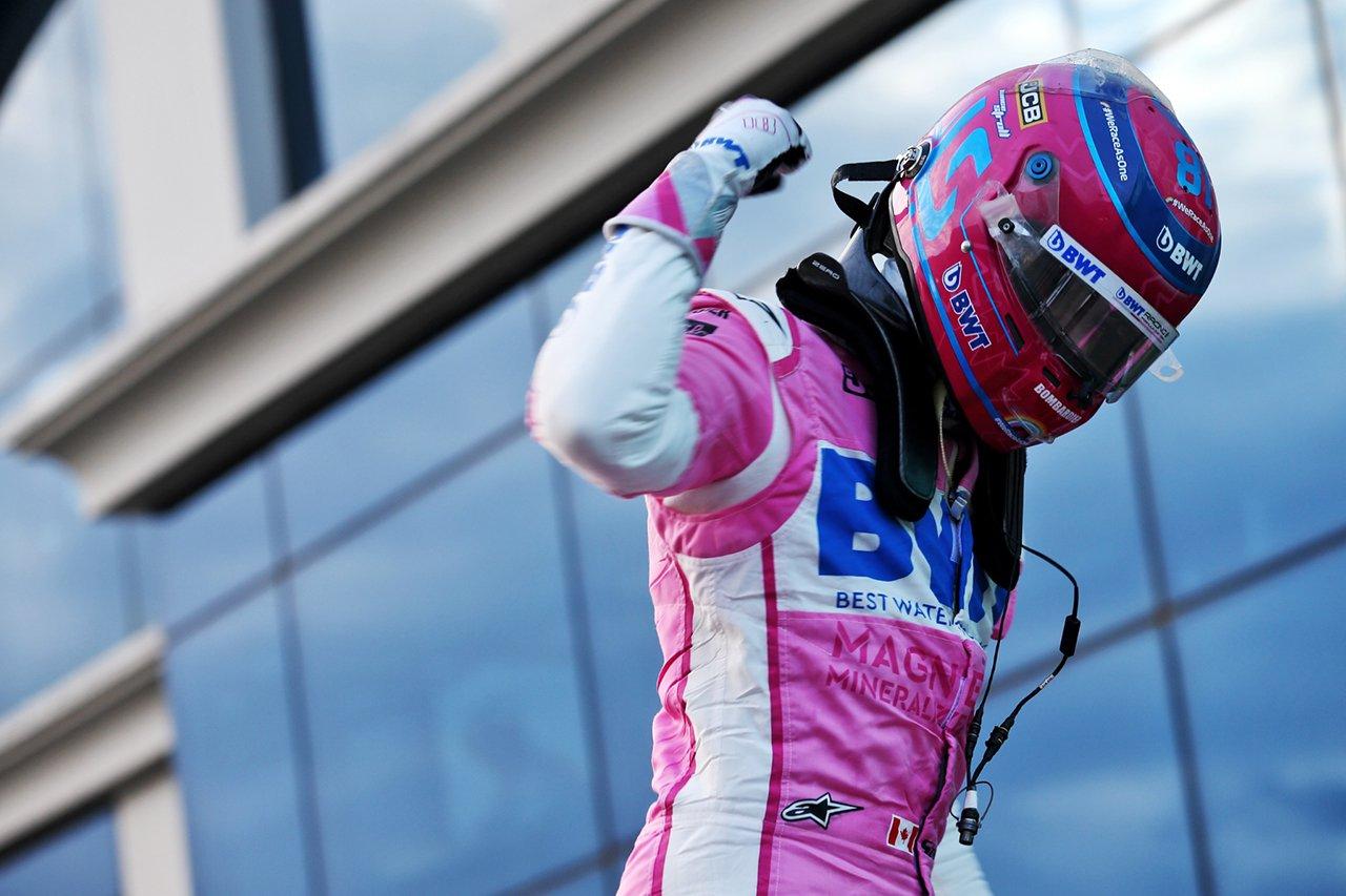 ランス・ストロール、F1初ポールポジションは「自分でも衝撃的」 / レーシング・ポイント F1トルコGP 予選
