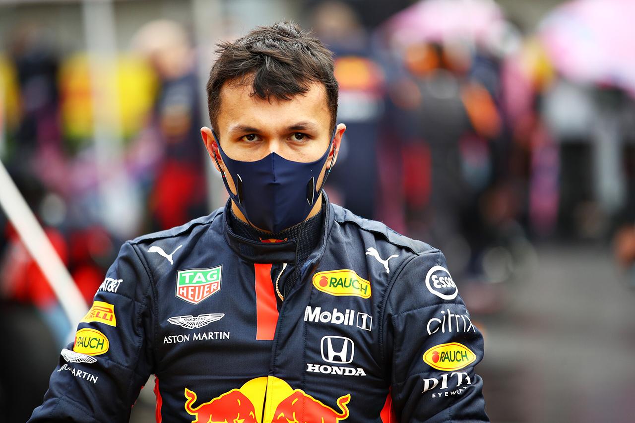 アレクサンダー・アルボン 「すべてが計画通りにいけば勝利を目指せた」 / レッドブル・ホンダ F1トルコGP 決勝