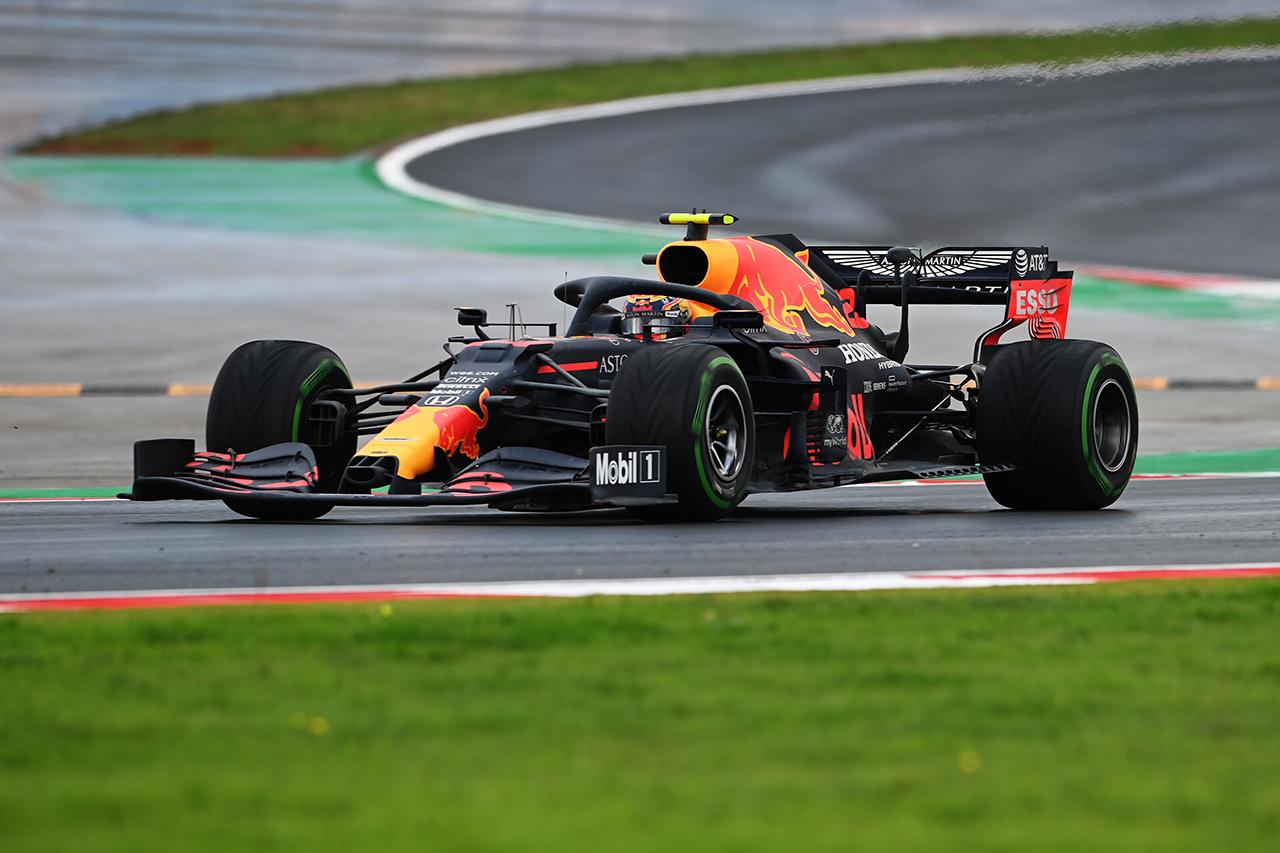 アレクサンダー・アルボン、タイ人として初めてF1でリードラップを記録 / レッドブル・ホンダ F1トルコGP 決勝