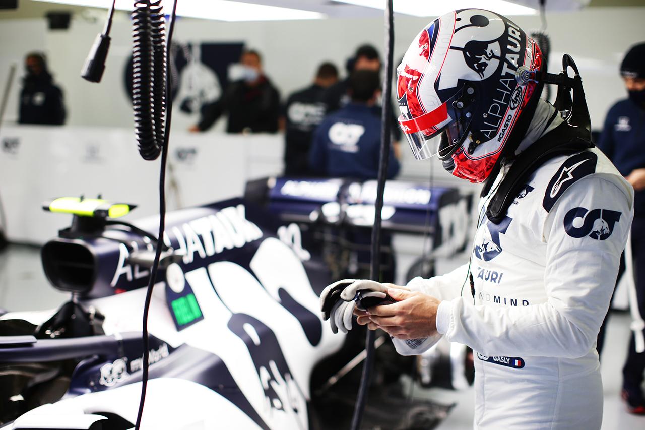 ホンダF1、ピエール・ガスリーのパルクフェルメ規定違反の経緯を説明 / アルファタウリ・ホンダ F1トルコGP 決勝