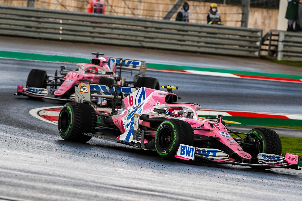 ランス・ストロール 「何が起こったのか本当に理解しがたい」 / レーシング・ポイント F1トルコGP 決勝
