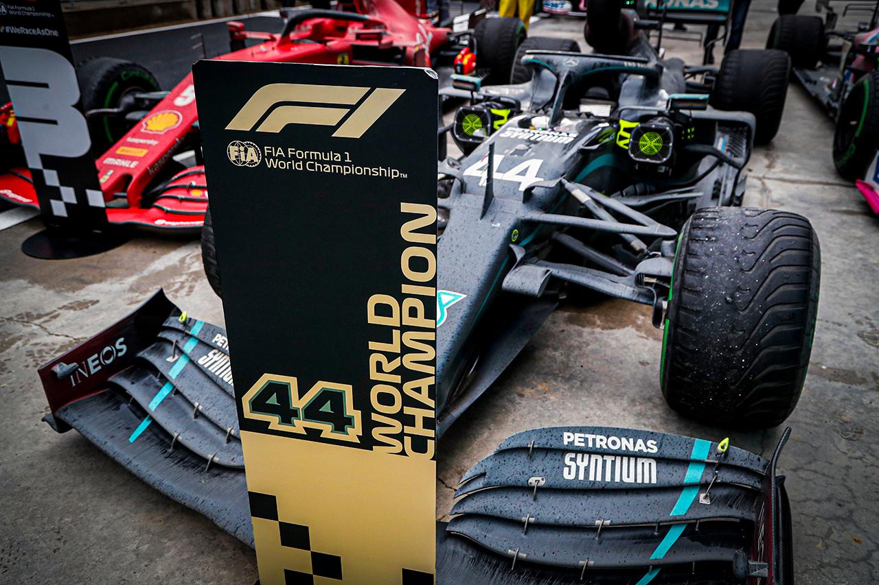 2020年 F1トルコGP 決勝:ピレリ タイヤ戦略解説