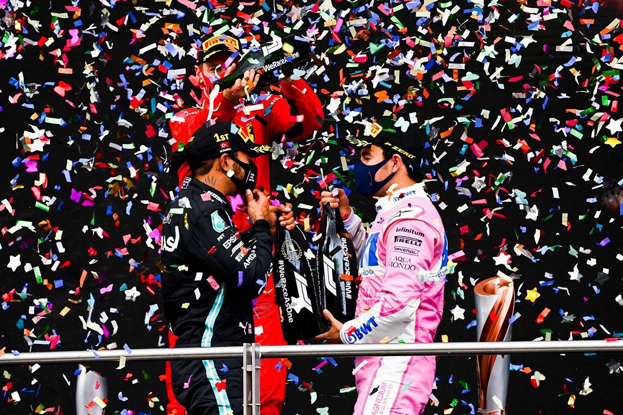 Photo of 2020年F1ポイントランキングハミルトンが7回F1チャンピオン獲得/ F1トルコGP終了時点[F1-Gate.com]