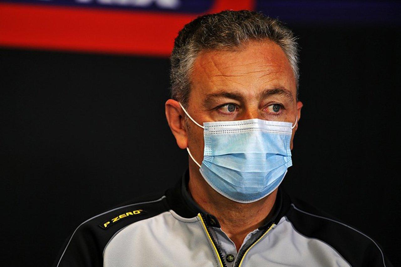 ピレリF1責任者のマリオ・イゾラが新型コロナウイルスに感染
